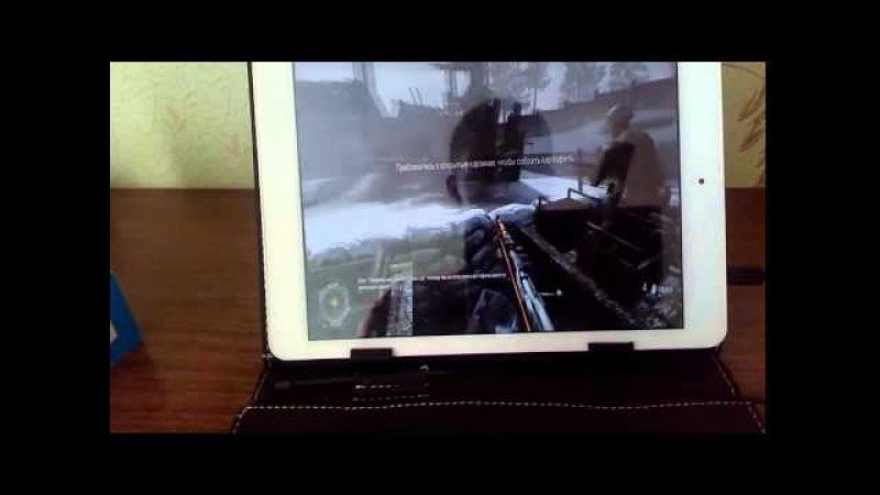 Onda v975w - обзор на планшет с Windows 8