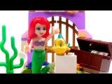LEGO Disney Princess The Little Mermaid 41050 Review: Ariels Amazing Treasures
