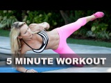 5 Minute Workout #3 - Abs and Burpees