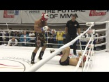 WMMAA World MMA Championship 2013 - Kamal Magomedov vs. Shafkat Rakhmonov