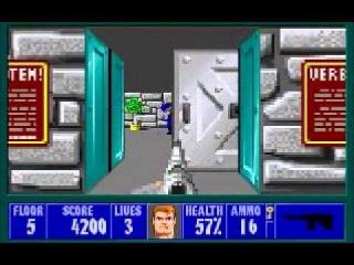 """Wolfenstein 3D - Speed Run in 0:27:14 (""""I Am Death Incarnate"""" Difficulty) 2013 SDA [PC]"""