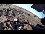 Prolog track gumby-style: Bulk Nutrients Wildwood Rock Extreme Enduro 2014