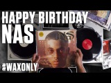 Celebrate NAS's Birthday With Samples From His Classics