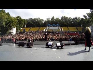 CATHARSIS / Крылья / LIVE (Москва, Moscow Metal Meeting 2014, Зелёный Театр, 30.08.14)