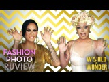 RuPaul's Drag Race Fashion Photo RuView with Raja and Raven - Season 7 Episode 1
