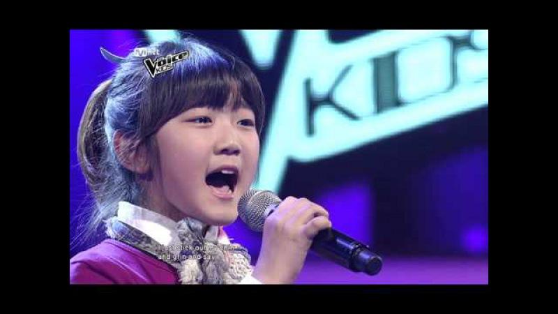 보이스 키즈 - [엠넷 보이스 키즈/Mnet The Voice Kids] 윤시영(Yoon Si Young) - Tomorrow