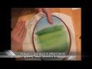 Урок 3. Как вышить дальний план поля. Объёмная вышивка. Галина Перова