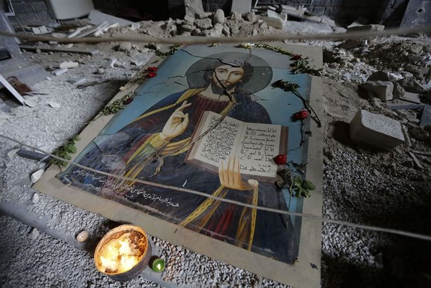 Христианофобия как новое варварство