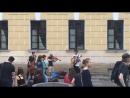 Уличные музыканты. Питер 2015