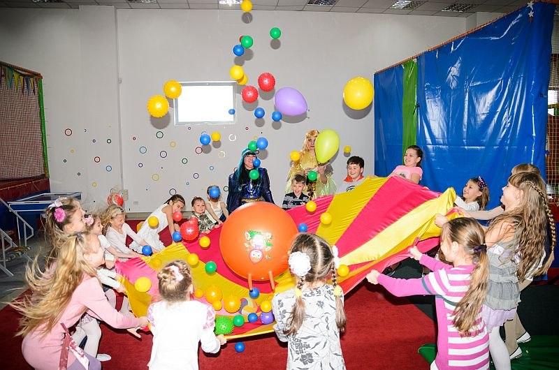 Эльфийская программа на детский день рождение в Севастополе