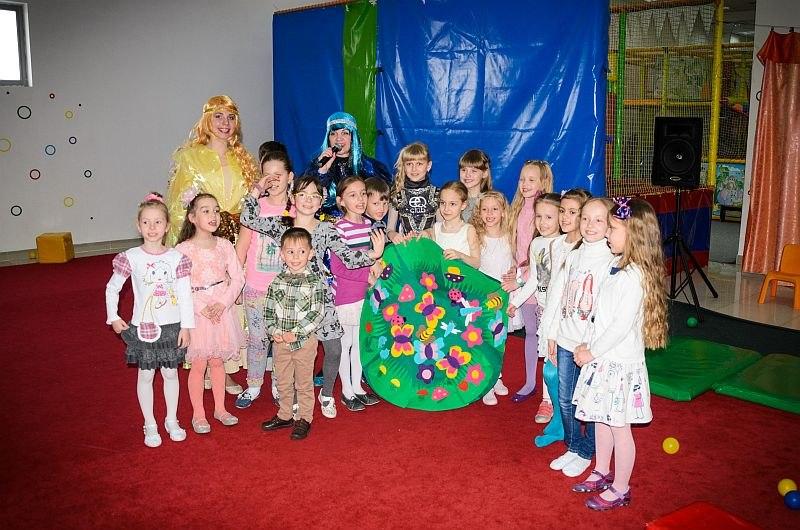 Эльфы на детский праздник в Севастополе, аниматоры