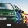 Volkswagen Golf 3 Club