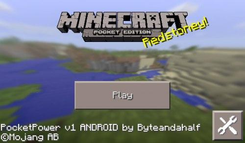 [Minecraft:PE] PocketPower - Редстоун мод для Minecraft pe