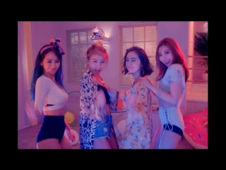 Wonder Girls - I Feel You (Official MV) [HD]