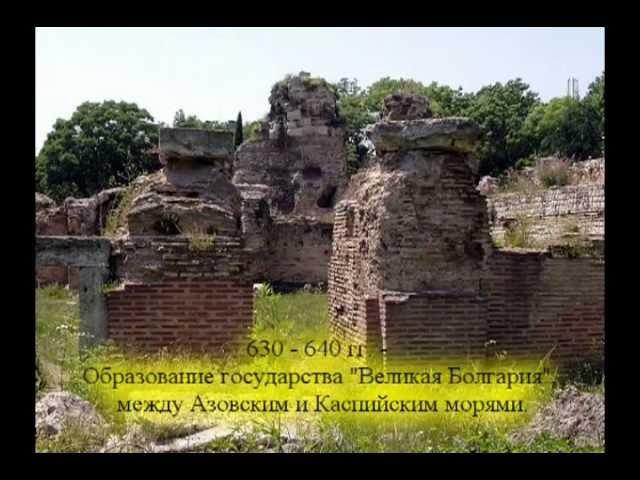 История чувашского (суварского) народа