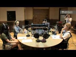 [HD] [FULL] 150903 SNSD (소녀시대) @ MBC FM4U Kim ShinYoung's Hope Song at Noon (정오의 희망곡)