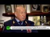 Эксклюзивное интервью Алексей Леонов