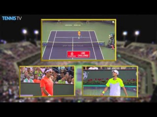 Indian Wells 2015 Tuesday Hot Shot Seppi