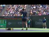 Indian Wells 2015 Thursday Hot Shot Lopez