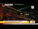 Irem Derici - Galatasaray 20. Sampionluk Kutlamasinda