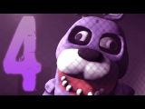 [FNAF SFM] Bonzi Bonnie 4 (Five Nights at Freddys Animation)