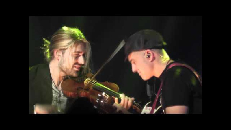 David Garrett, SUMMER unplugged, 23.05.11, Köln