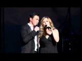 Mario Frangoulis &amp Lara Fabian - All Alone Am I (