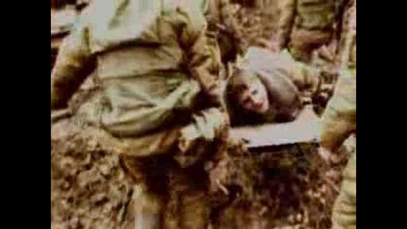 19 лет Алексей Глызин. (о затянувшейся войне в Чечне)