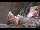 Бои за аэропорт в Донецке. Тела убитых при обстреле КамАЗа с ранеными привезли в морг 18 27.05.2014