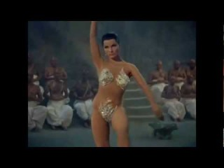 Brenda Boykin - El Ritmo and Debra Paget - Snake Dance