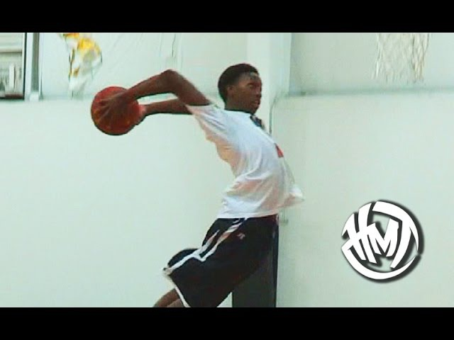 Kwe Parker Is The BEST Dunker In High School! 62 Guard With BOUNCE!
