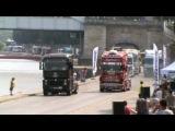 Renault Magnum AE vs. Scania 4