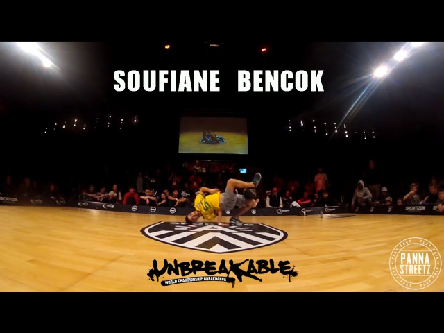 Fantastic Freestyle showace by Soufiane Bencok at Unbreakable 1on1 World Championship 2015