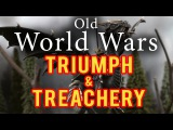 High Elves vs Skaven vs Lizardmen vs Chaos Warhammer Fantasy Battle Report - Old World Wars Ep 83