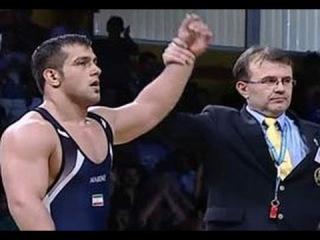 Iran vs Armenia - 2014 FILA Wrestling World Cup - Men's Greco Roman