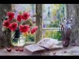 Paintings & Music  ( Celal Günaydin  ) - Romantic Music -