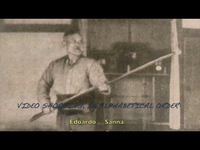 Marco Rubatto - Juken Waza: the forgotten Aikido weapon (Eng)