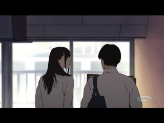 [SHIZA] Цветы Зла / Aku no Hana TV - серия 4 [SakaE & Viki] [2013] [Русская озвучка]