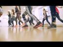 Тренировка новичков в Super Janne Dance School