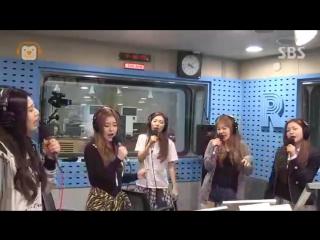 150924 Kim Changryuls Old School Radio| Red Velvet - Dumb Dumb