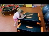 Мастер-Класс от Мелиссы. 2,5 года. Наклоны
