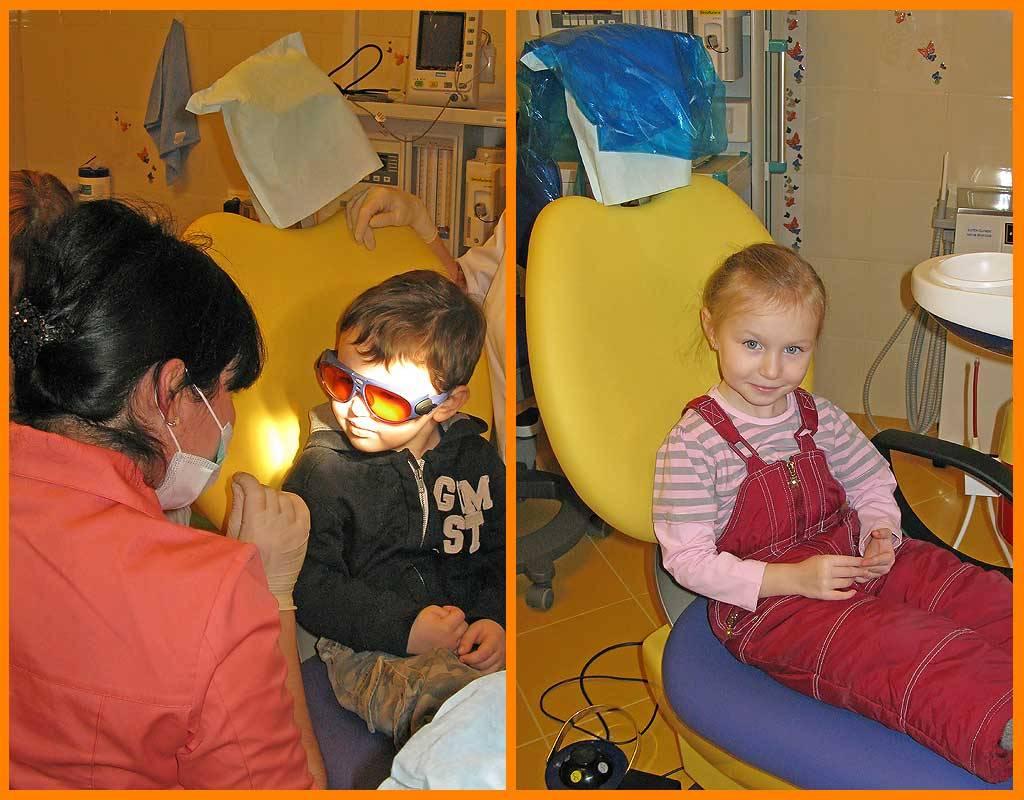 детская стоматолония, консультация