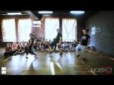 Jason Derulo - Talk Dirty feat. 2 Chainz hip-hop workshop by Sasha Putilov - DANCESHOT 13