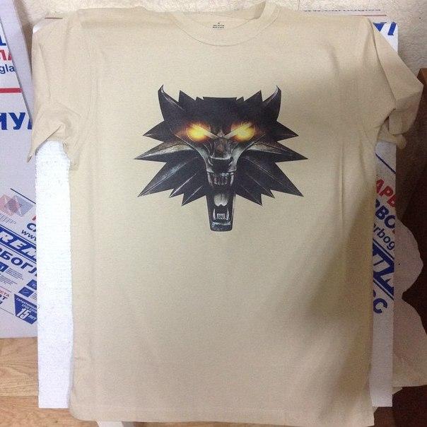 print печать футболок