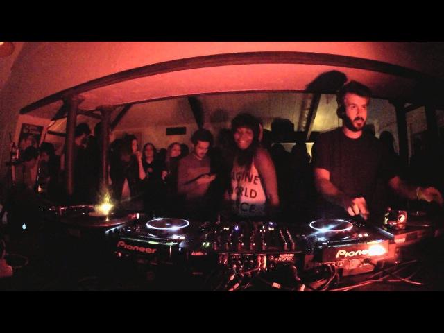 Seuil Boiler Room Paris DJ Set