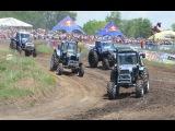 Гонки на тракторах Бизон-Трек-Шоу-2015. Лучшие моменты