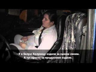 """Пьяные на """"Жигулях"""" в Нововятске. Место происшествия 23.09.2015"""