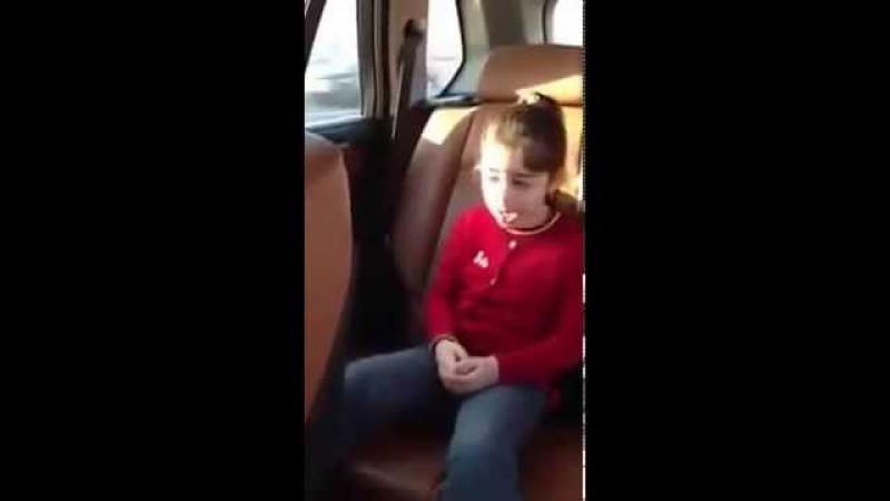 девочка обнаглела! не нравится ей в Дубае!
