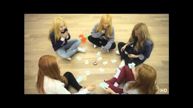 레드벨벳(Red Velvet) 아이스크림tv를 준비하는 레드벨벳의 자세