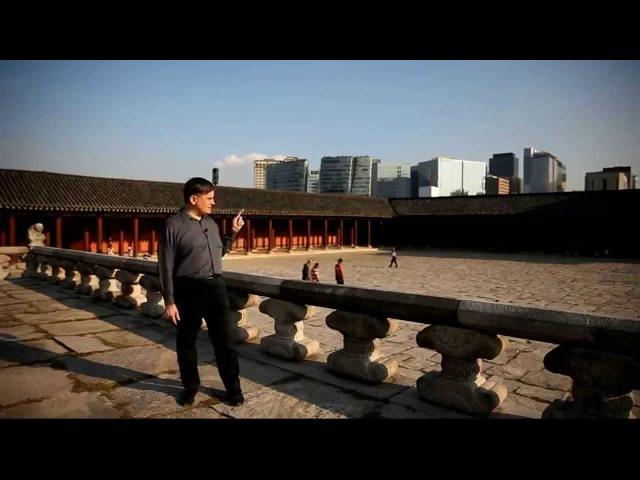 Корея с журналом КИМ: дворец Кёнбоккун